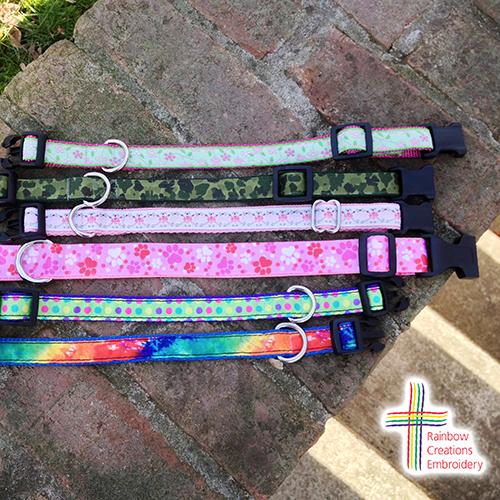 custom-dog-collars-rainbow-creations-embroidery