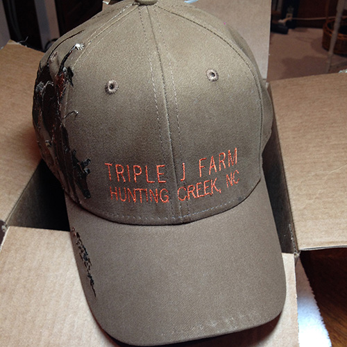 custom-hunting-hat-embroidered