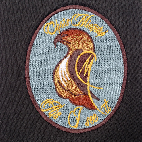 embroidered-patch-with-hawk