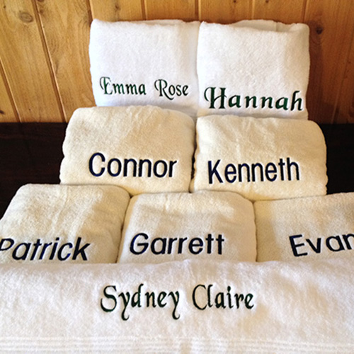 embroidered-towels-with-family-names